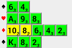 Bridge Solver partial screenshot